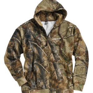 Adult Realtree® Camo Zip Fleece Hoodie Thumbnail