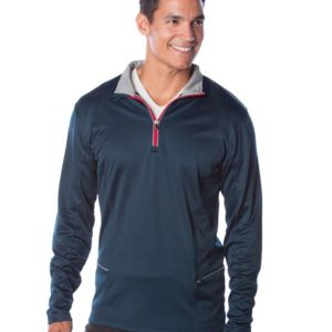 Lightweight Poly-Tech 1/4 Zip Cadet Thumbnail